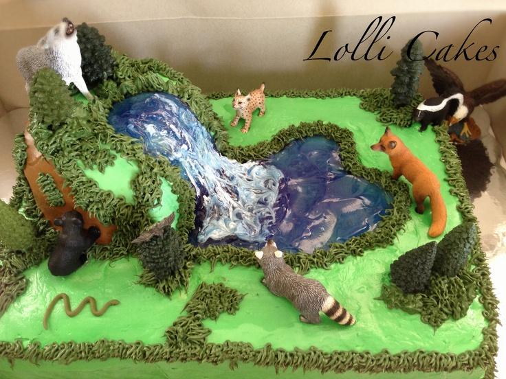 Happy Birthday, Sharptooth! Wildlife-birthday-cake_113483