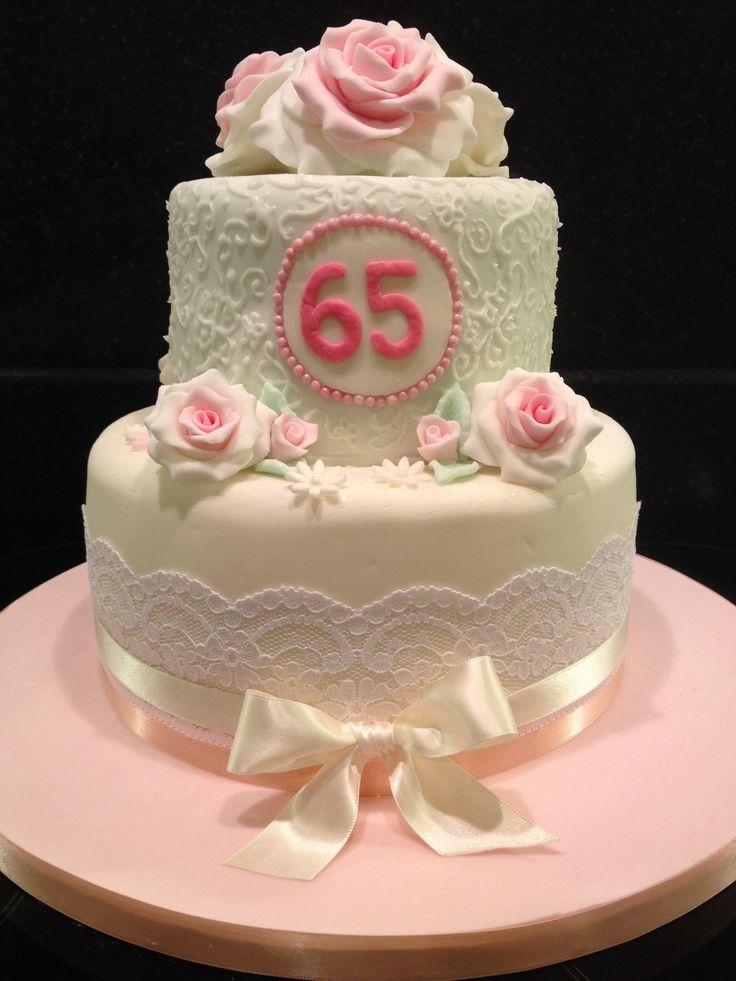 Prime 8 65Th Birthday Cakes For Women Photo 65Th Birthday Cake Ideas Funny Birthday Cards Online Benoljebrpdamsfinfo