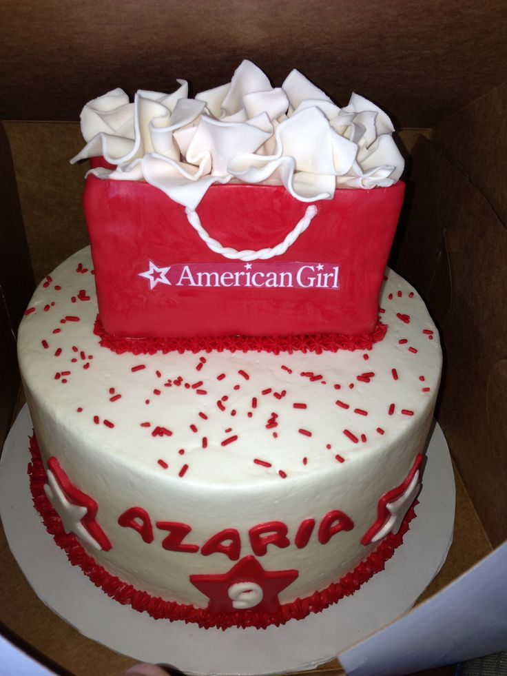 Super 9 American Doll Themed Cakes Photo American Girl Doll Birthday Personalised Birthday Cards Paralily Jamesorg