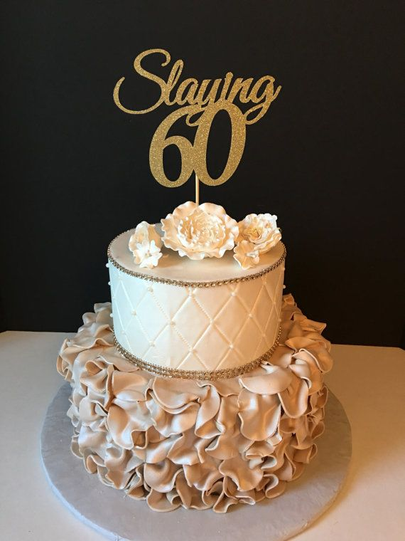 60th Birthday Cakes For Mom