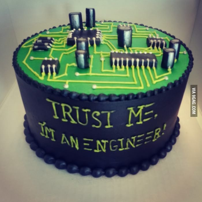 13 Engineer Themed Cakes Photo Electrical Engineer Cake Civil
