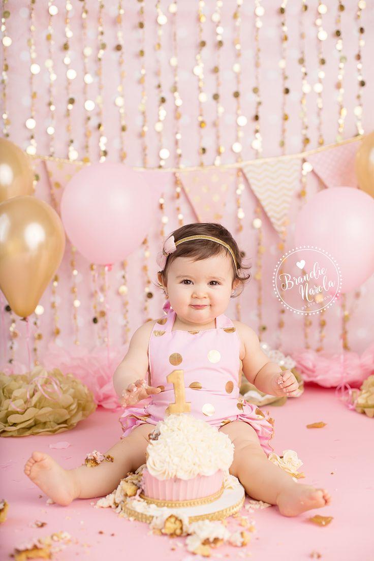 Super 12 Birthday Smash Cakes For Girls Photo Girl First Birthday Personalised Birthday Cards Cominlily Jamesorg