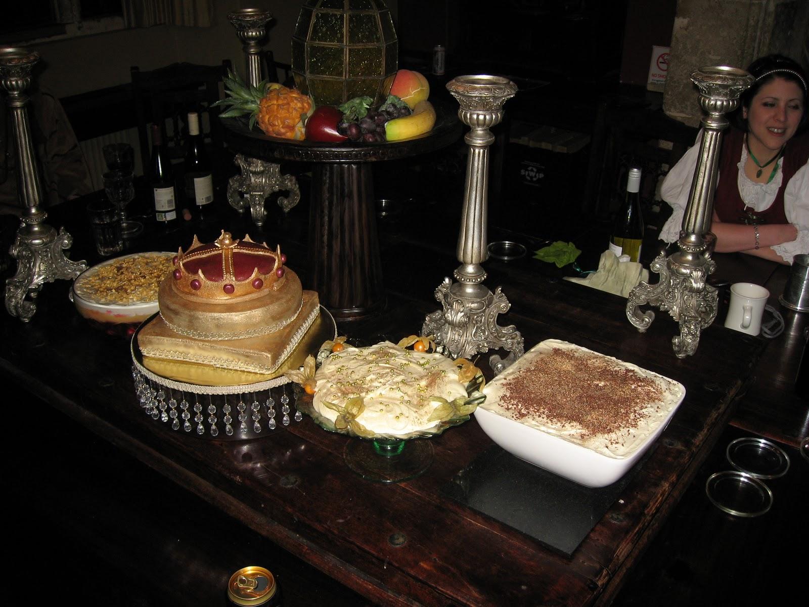 Groovy 8 Renasannce Birthday Cakes Photo Medieval Theme Birthday Cakes Funny Birthday Cards Online Overcheapnameinfo