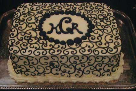 Prime 10 Ladys Birthday Cakes With Monograms Photo 50Th Birthday Cake Funny Birthday Cards Online Alyptdamsfinfo
