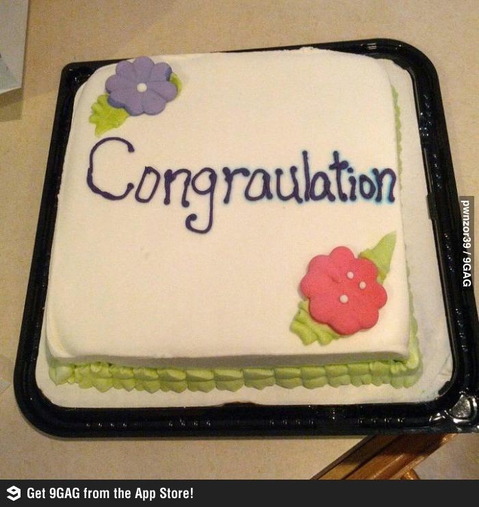 Sensational 9 Worst Cakes In Writing Photo Hilarious Wedding Cake Fails Funny Birthday Cards Online Amentibdeldamsfinfo