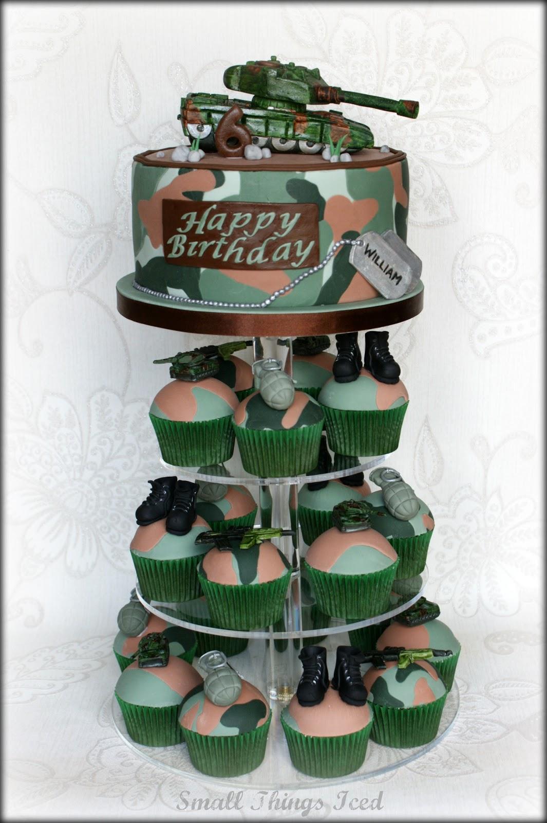 Miraculous 5 Army Themed Birthday Cakes Photo Army Theme Birthday Cake Funny Birthday Cards Online Alyptdamsfinfo