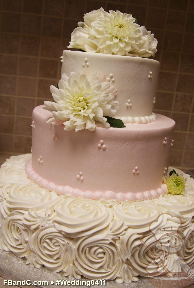 Ercream Roses Wedding Cake Designs