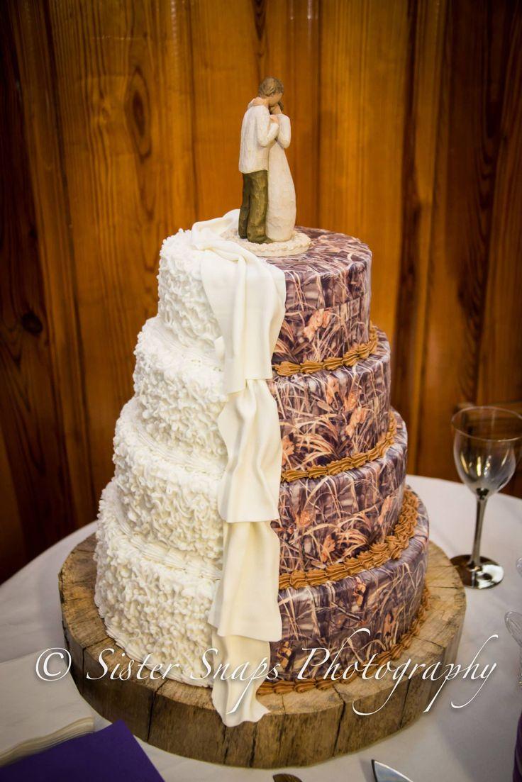 10 Camo Wedding Cakes Photo Gallery Photo Camo Wedding Cake