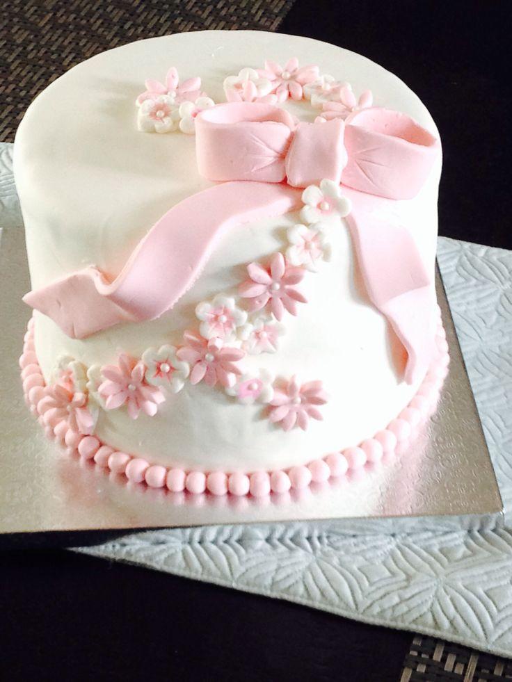 Classy Elegant Birthday Cakes For Women