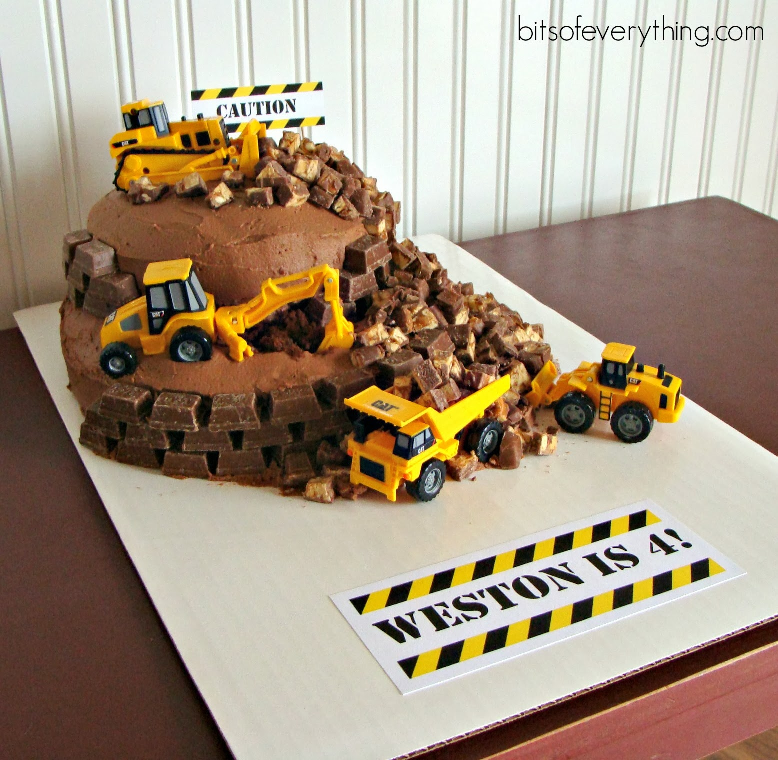13 Construction Equipment Birthday Cakes Photo Heavy Equipment
