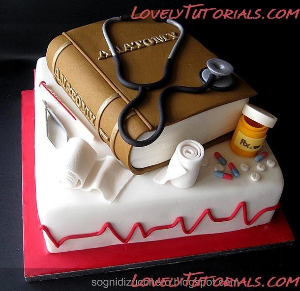 Doctor Birthday Cake Ideas