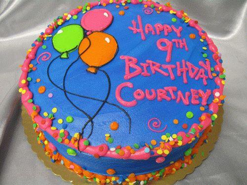 Easy Kids Birthday Cake Ideas