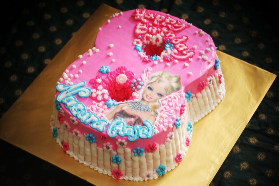 12 8th Birthday Birthday Cakes For Girls Photo Girls Birthday Cake