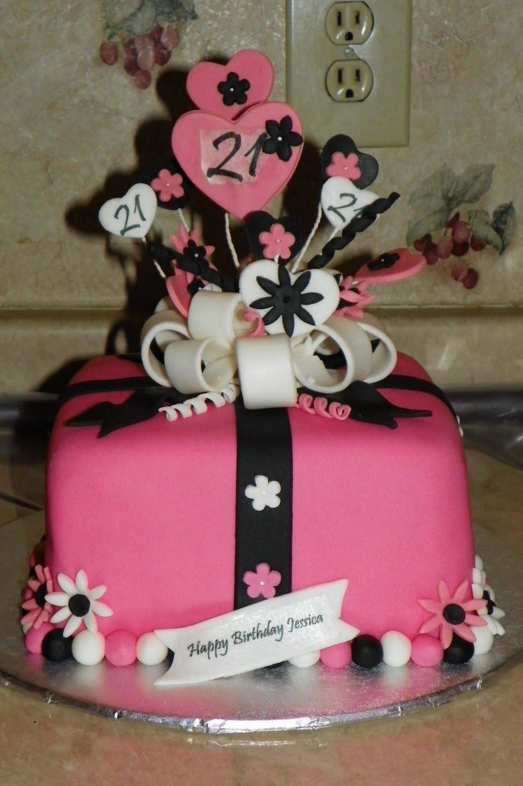 Party Cakes Teenage Girls Www Topsimages Com