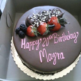 Happy Birthday Martha Cake