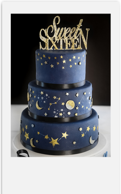 Pleasing 10 Eart Sweet Sixteen Birthday Cakes Photo Sweet 16 Birthday Personalised Birthday Cards Veneteletsinfo