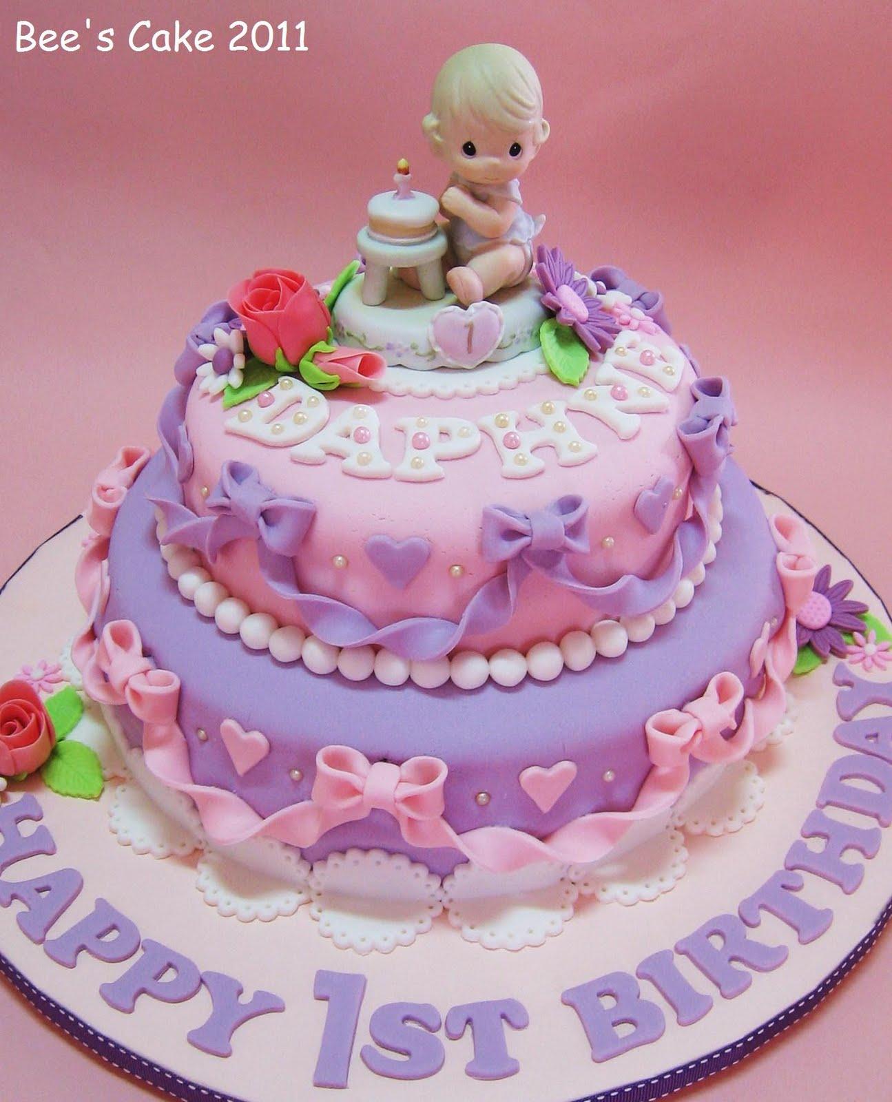 11 Toddler Girl Birthday Cupcakes Photo Little Girl Birthday