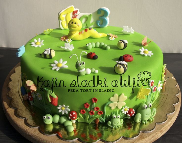 Groovy 10 Bugs That Look Like Cakes Photo Happy Birthday Bug Cake Bug Funny Birthday Cards Online Overcheapnameinfo