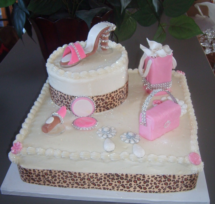 12 Diva Birthday Cakes For Women Photo