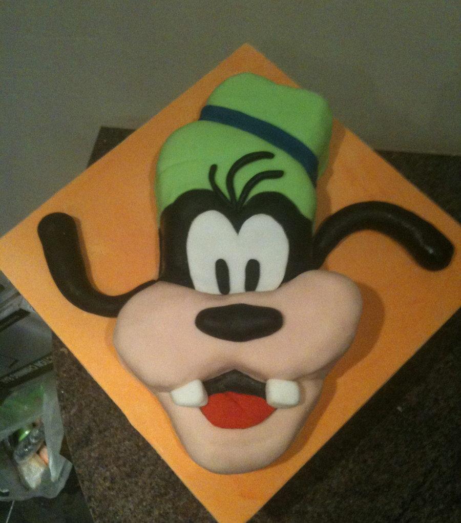 Groovy 11 Goofy Lil Girl Cakes Photo Goofy Birthday Cake Goofy Cake Funny Birthday Cards Online Barepcheapnameinfo