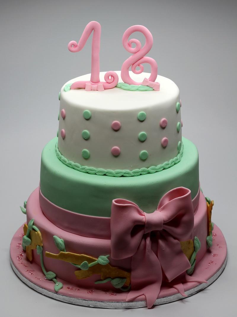 6 Happy 18th Anniversary Cakes Photo Happy 18th Birthday Cakes