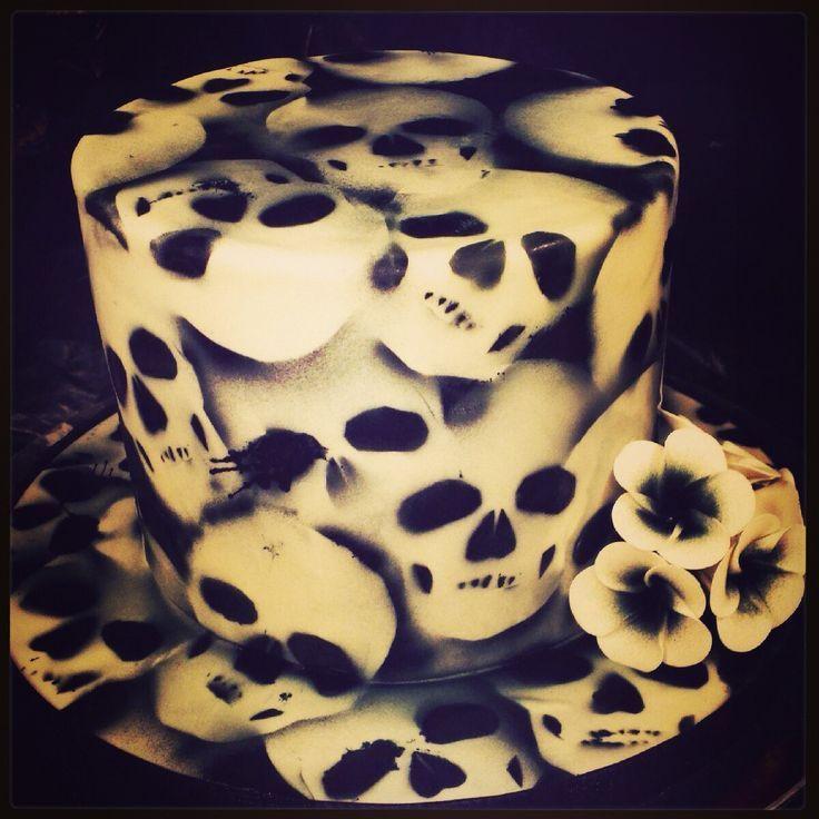 Fantastic 11 Bones B Day Cakes Photo Bone Birthday Cake Skull Birthday Funny Birthday Cards Online Eattedamsfinfo