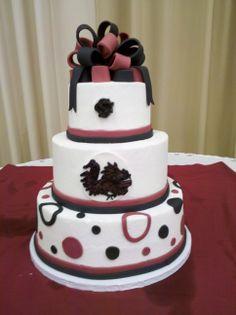 11 Gamecocks Birthday Sheet Cakes Ideas Photo South Carolina