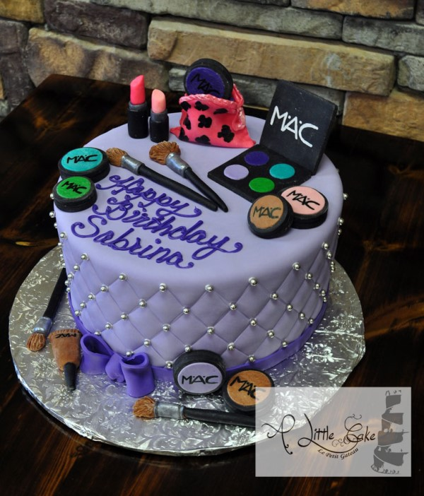Sweet 16 Birthday Cakes For Teen Girls