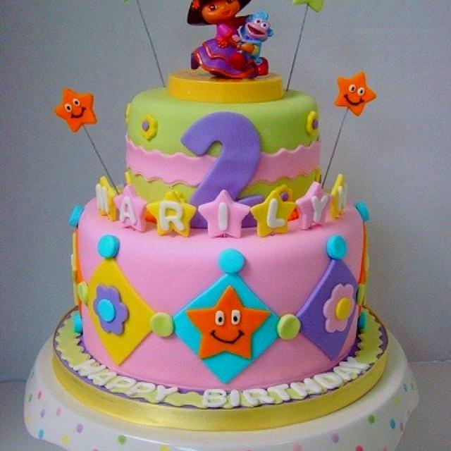Outstanding 11 Little Girl 3Rd Birthday Cakes Photos Photo Little Girls 3Rd Personalised Birthday Cards Veneteletsinfo
