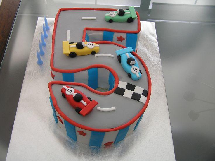 Happy 5th Birthday Boy Cakes
