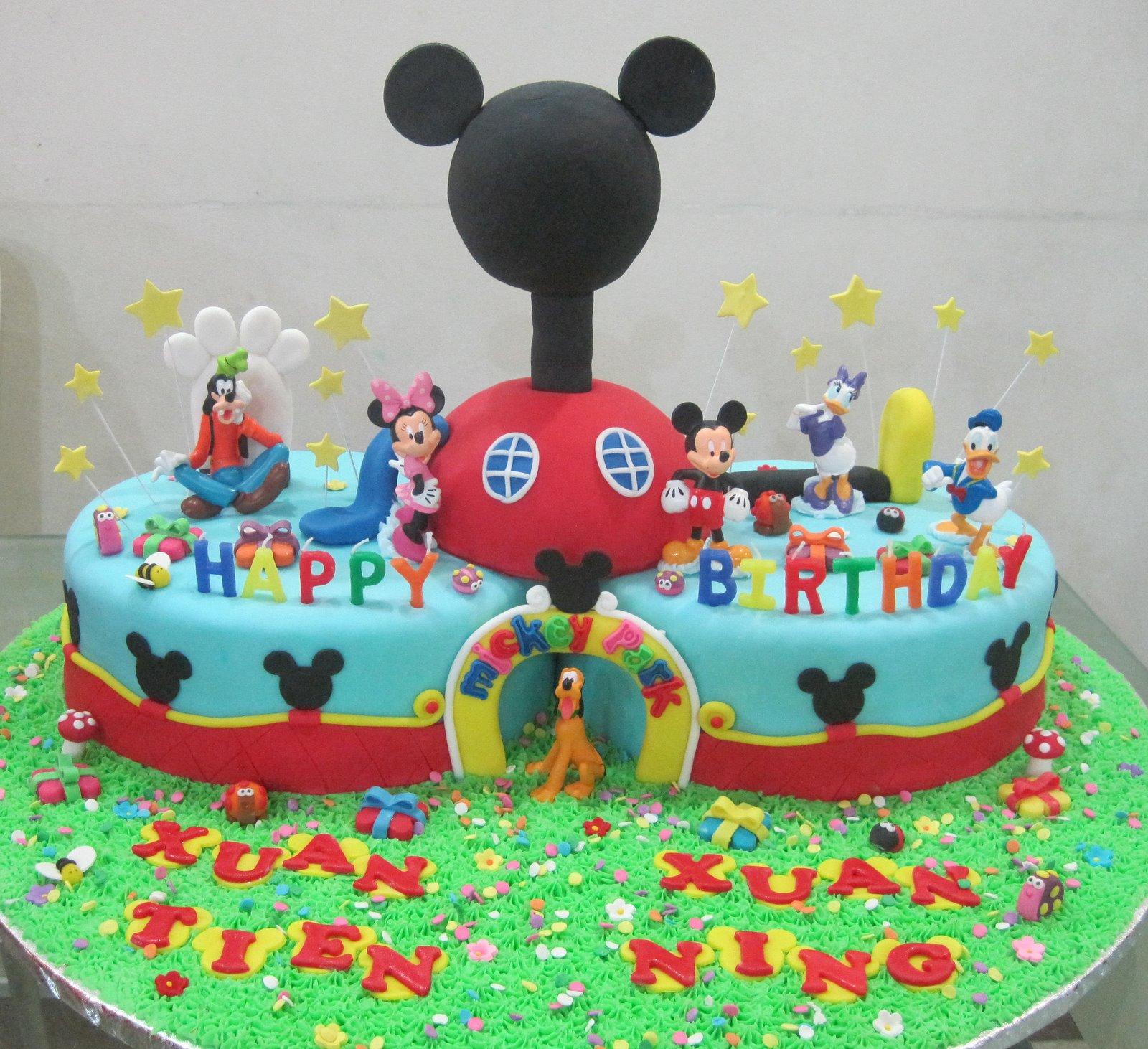 12 Mickey Mouse Birthday Cakes Sams Club Photo Sams Club Mickey