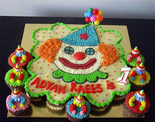 Pull Apart Cupcake Cake Designs