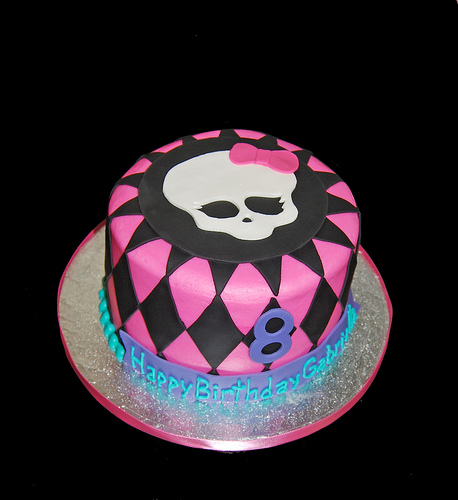 Strange 9 Happy Birthday Cakes Purple Skull Photo Skull Wedding Cake Funny Birthday Cards Online Benoljebrpdamsfinfo