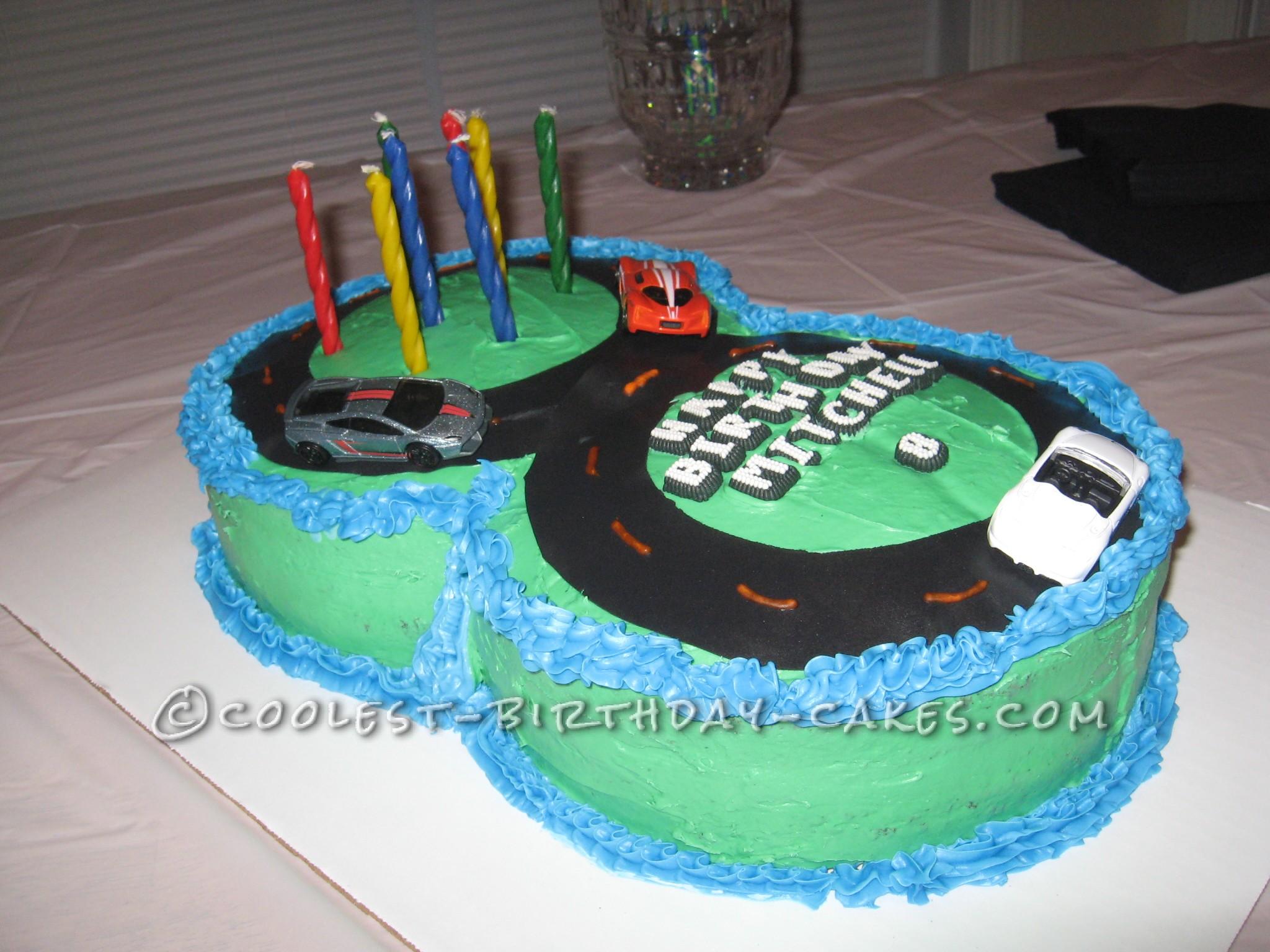 8 Year Old Boy Birthday Cake Ideas