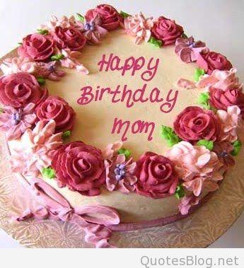 Wondrous 5 Cool Birthday Cakes For My Mom Photo Cool Birthday Cake Ideas Funny Birthday Cards Online Inifofree Goldxyz