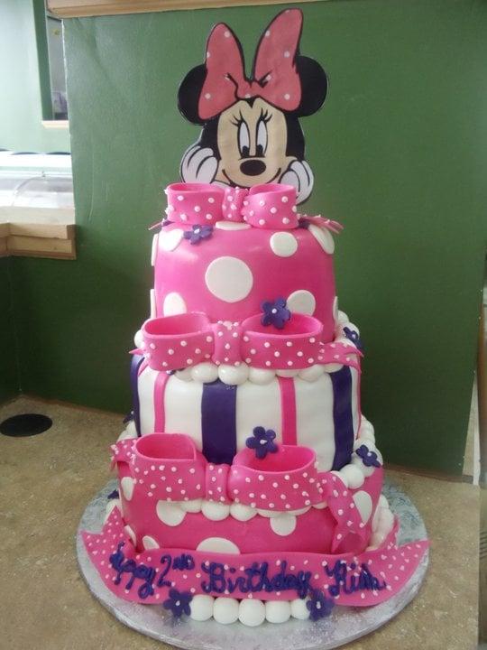 10 Harris Teeter Birthday Cakes Minnie Mouse Photo Publix Minnie