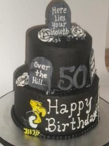 Superb 10 Over The Hill Birthday Cakes For Boss Photo Over The Hill Personalised Birthday Cards Vishlily Jamesorg