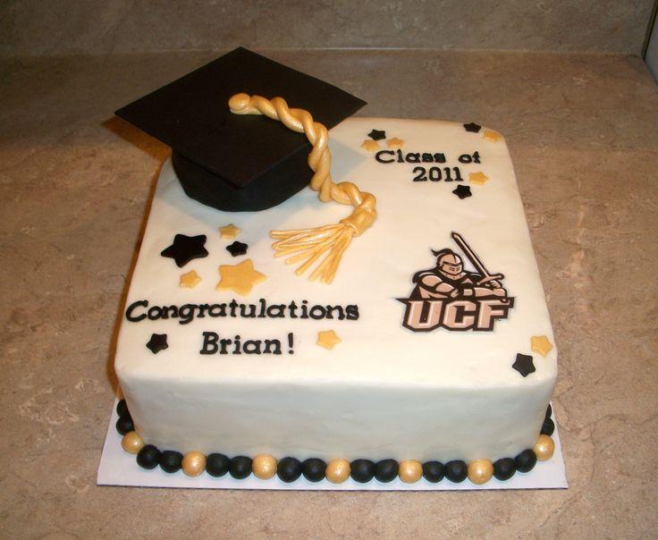 7 Safeway Graduation Cakes Photo UCF Graduation Cakes Designs