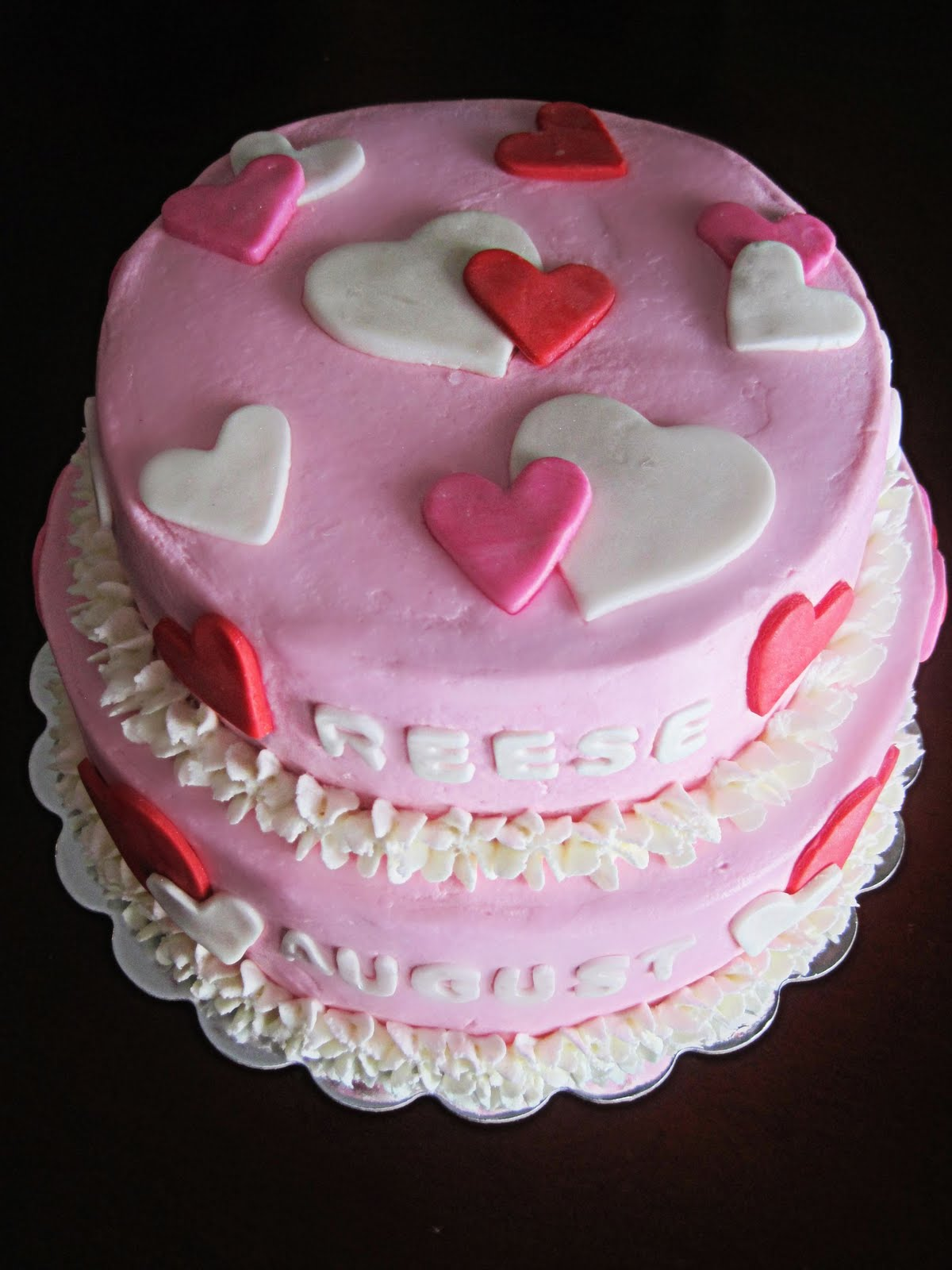 Valentine Cakes From Giant Eagle Birthday Photo Cake Jpg 1200x1600