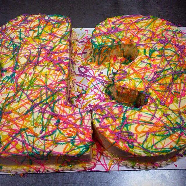 8 Peacock Birthday Cakes For Teen Girls Photo Girls 13th Birthday