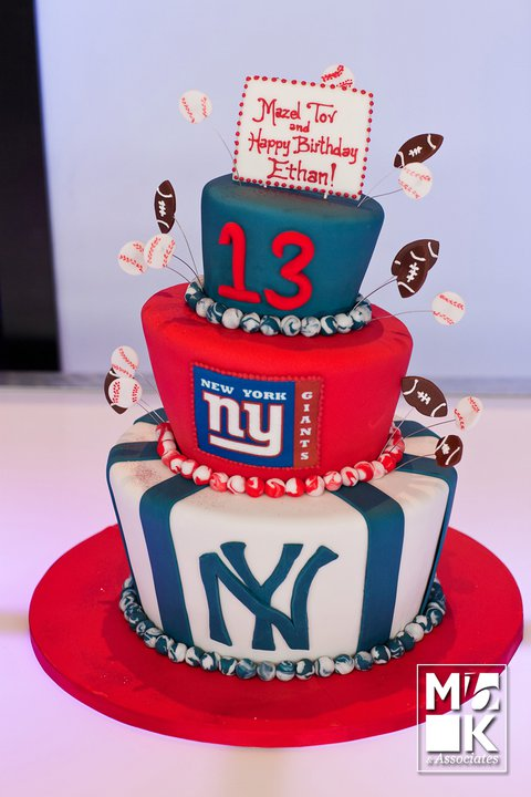 13 Wedding Cakes Ny Giants Photo Ny Giants Happy Birthday Cake Ny