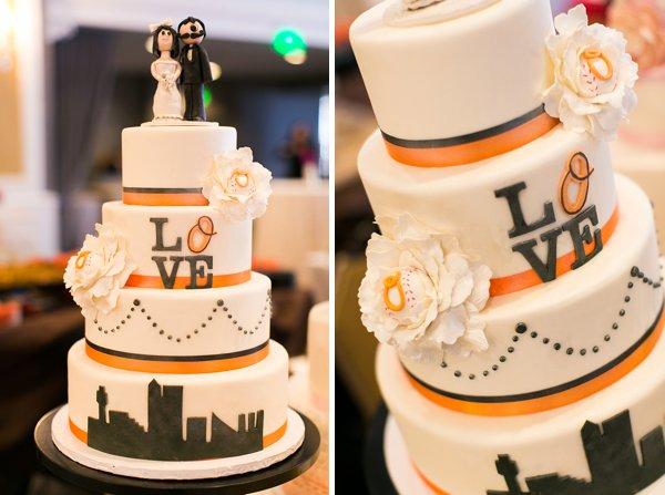 6 weddings best cakes in baltimore photo cake boss bridge wedding