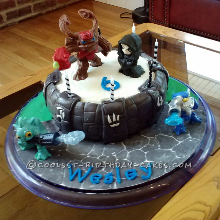 Fine 12 Skylanders Giants Birthday Cakes Photo Skylanders Giants Funny Birthday Cards Online Inifodamsfinfo