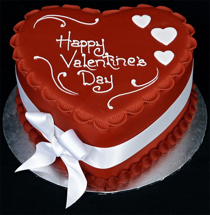 10 Valentine S Day Cakes Photo Valentine S Day Cake Valentine