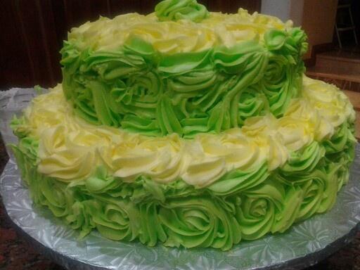 Groovy 10 Yellow And Green Birthday Cakes That Say Sarah Photo Yellow Birthday Cards Printable Benkemecafe Filternl