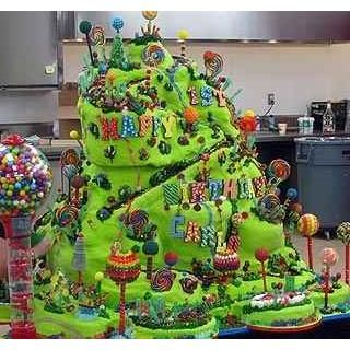 Fine 10 Best Off Of Cake Boss Cakes Photo Biggest Birthday Cake Ever Funny Birthday Cards Online Fluifree Goldxyz
