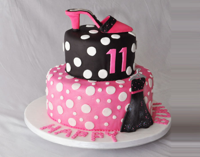 6 11 Year Old Birthday Cakes For Girls Photo Birthday Cake 11