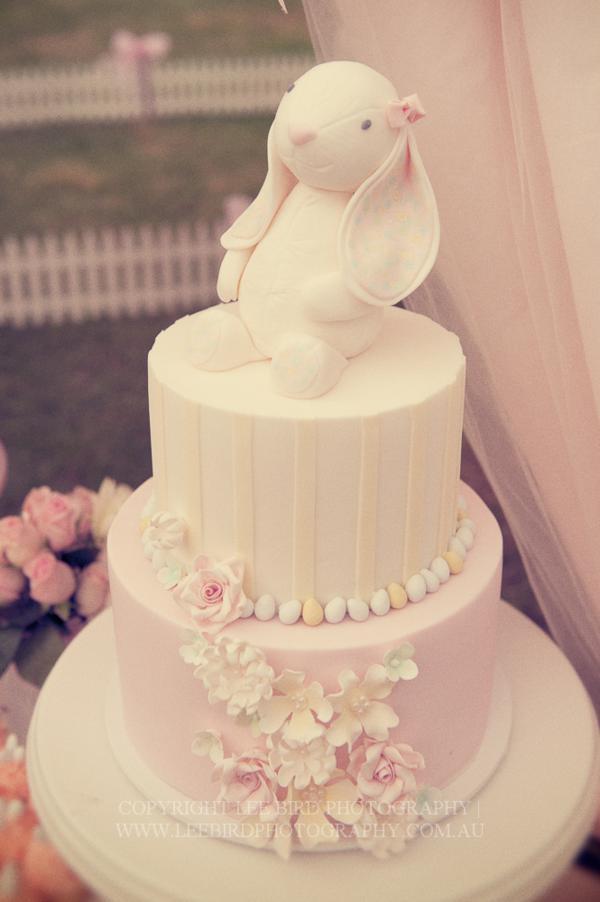 9 Bunny Themed Birthday Cakes Photo Bunny Birthday Cake Ideas