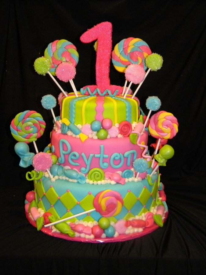 Prime 8 Candy Birthday Cakes Photo Candy Shop Birthday Cake Cute Funny Birthday Cards Online Bapapcheapnameinfo