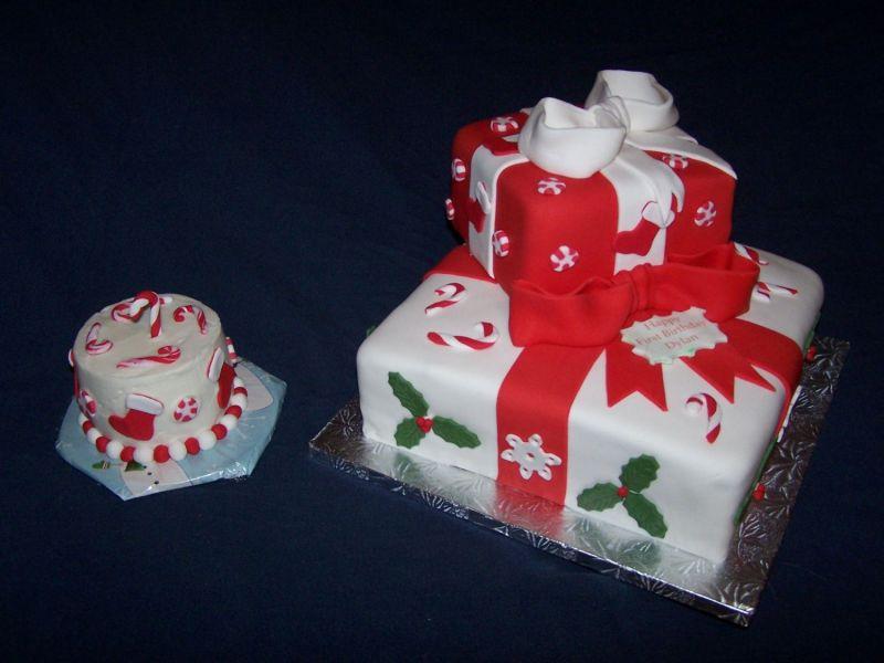 Enjoyable 10 Christmas Birthday Cakes Kids Photo Christmas Birthday Cake Funny Birthday Cards Online Necthendildamsfinfo